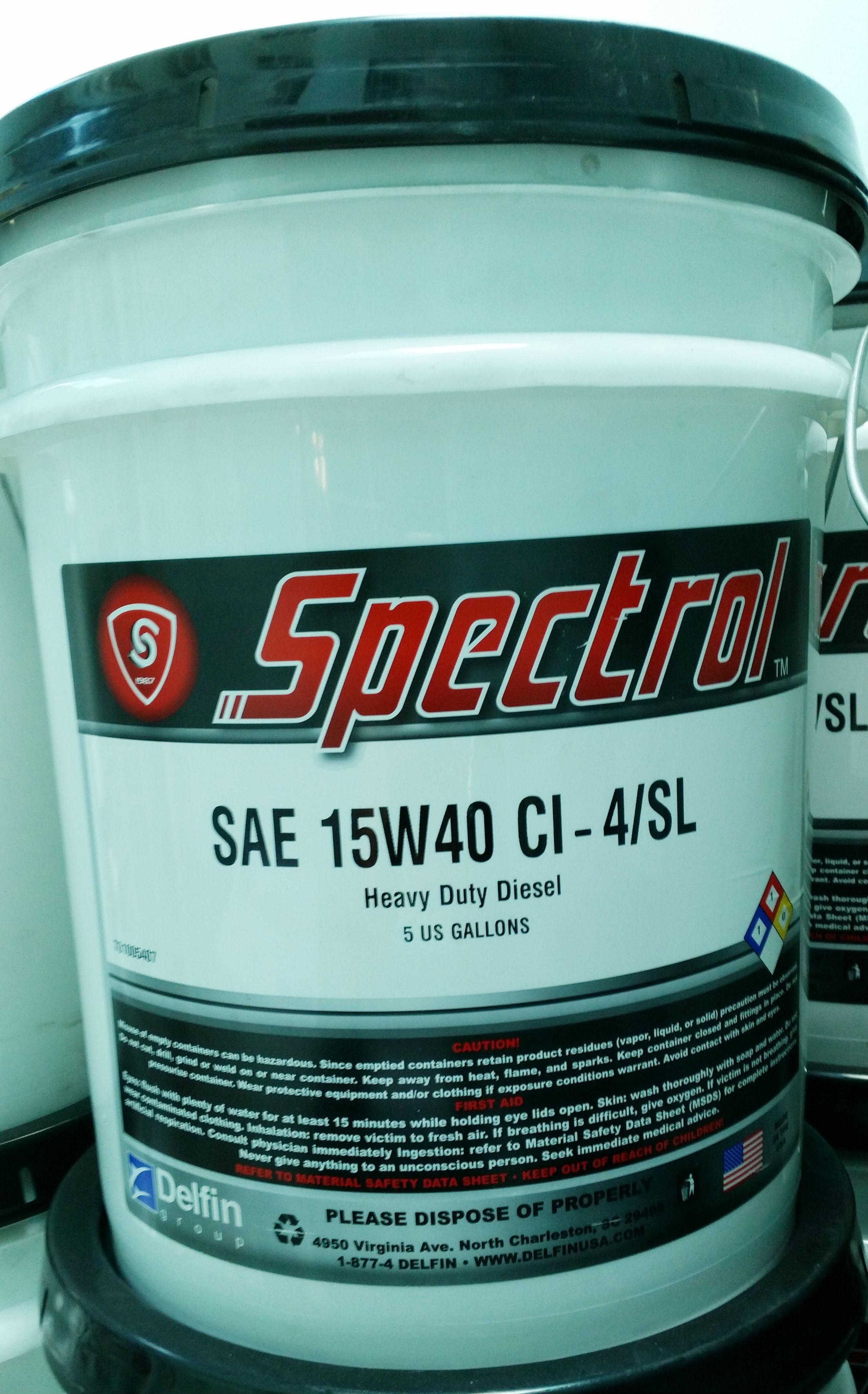 spectrol dong co ci 4  w40 - xo - mat truoc - ua