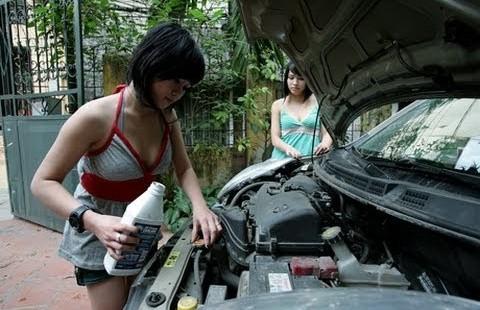 Hướng dẫn cách tự thay dầu nhớt cho ô tô