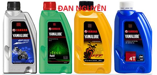 dầu nhớt chính hãng yamaha